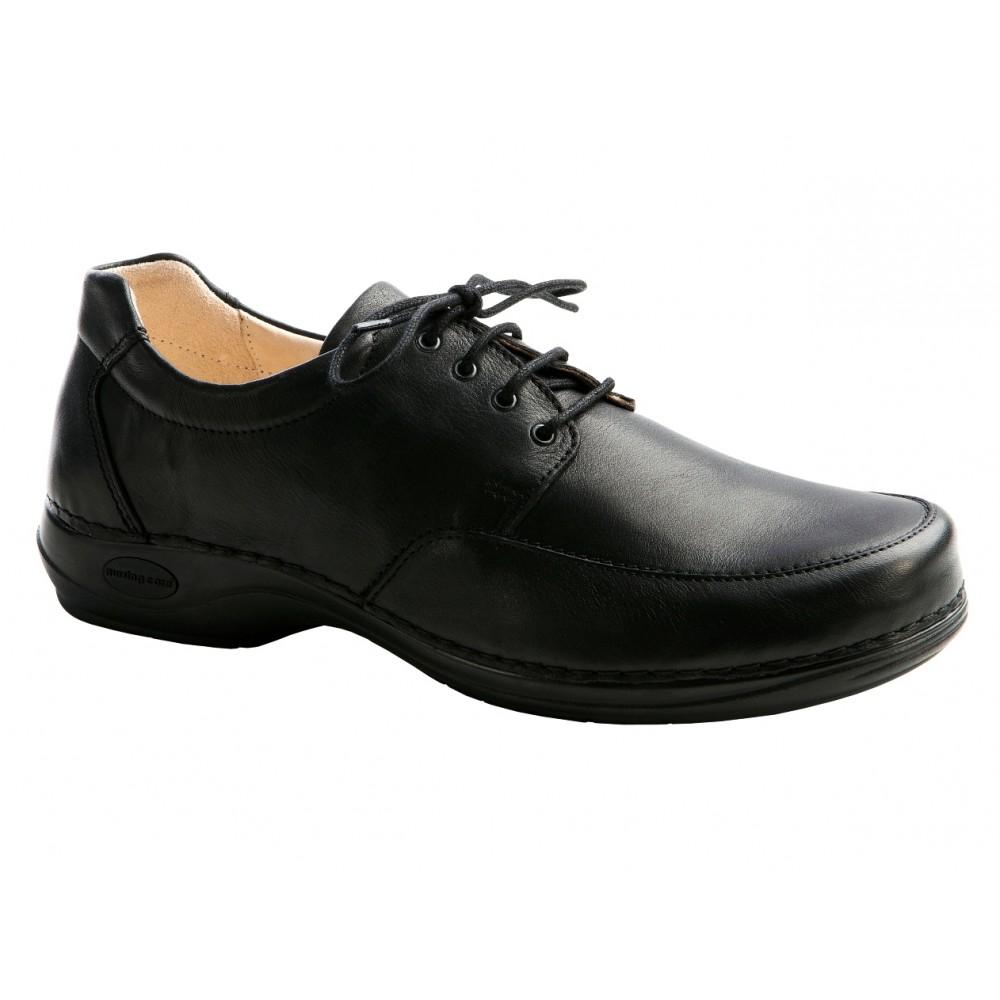 Sapato Comfy Sabor Homem Preto
