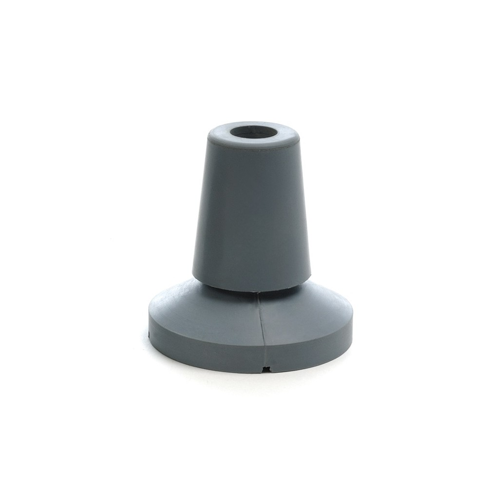 Maxi Rubber tip for walking canes 17mm