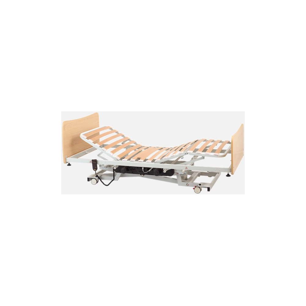 Bed Articulated Electric 6096 for Patients with Alzheimer's JMS