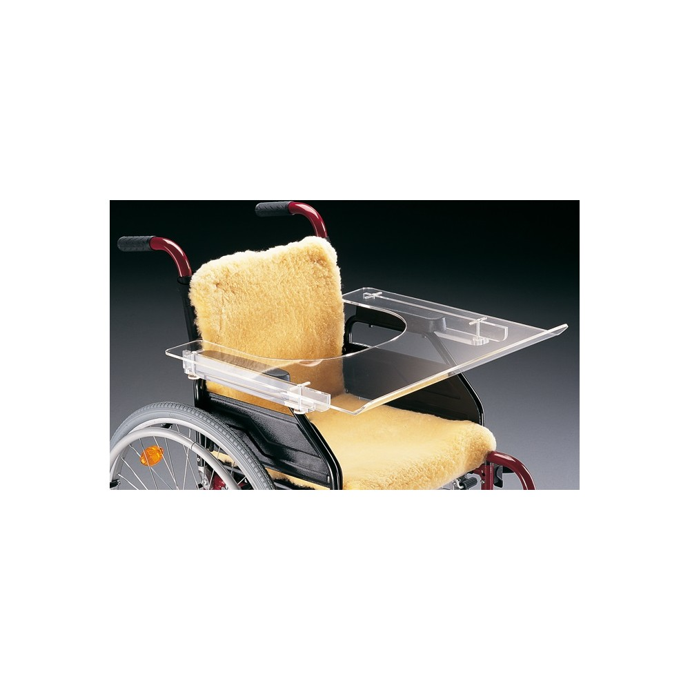 Mesa para adaptar às Cadeiras de Rodas