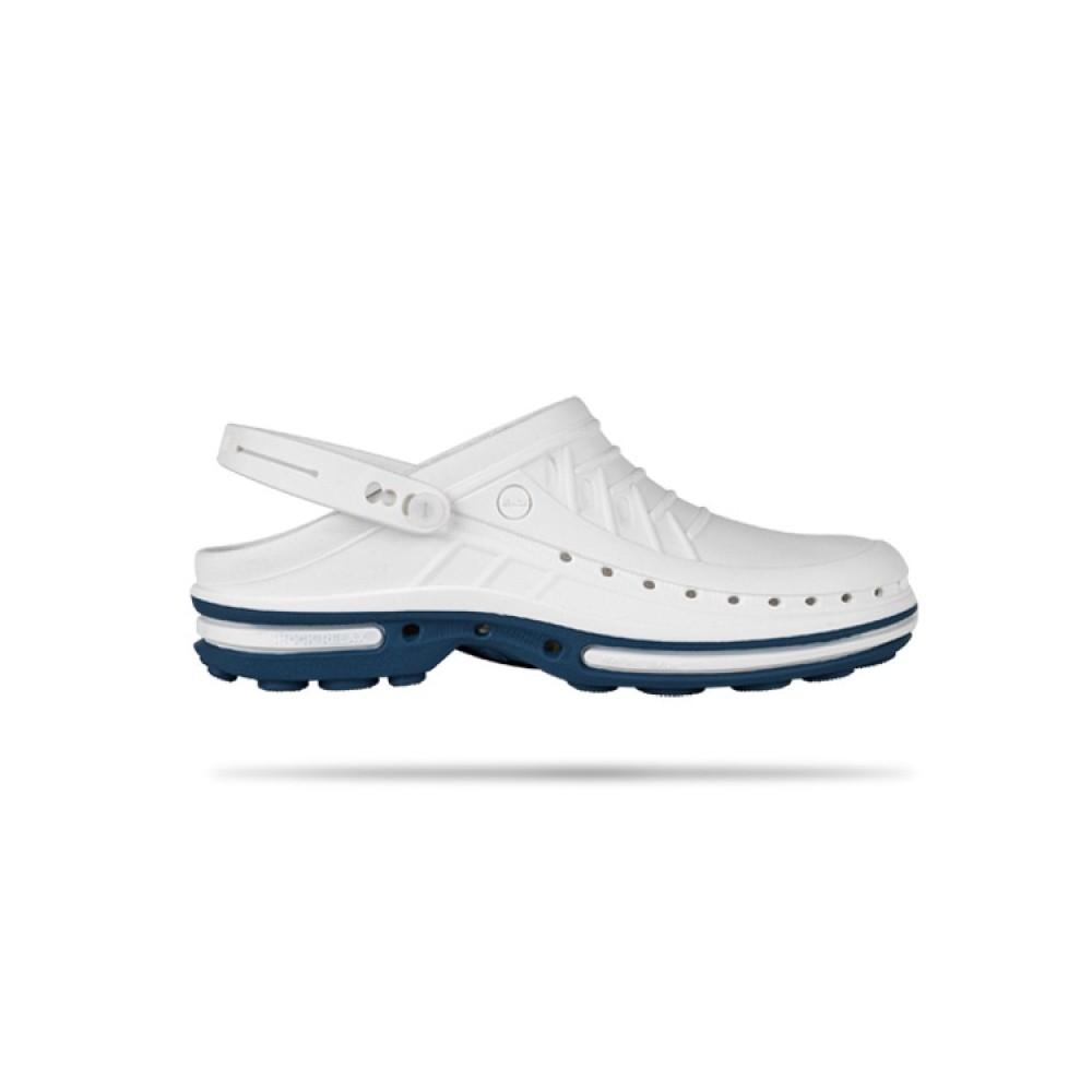 SOCA WOCK CLOG 02P Azul|Branco