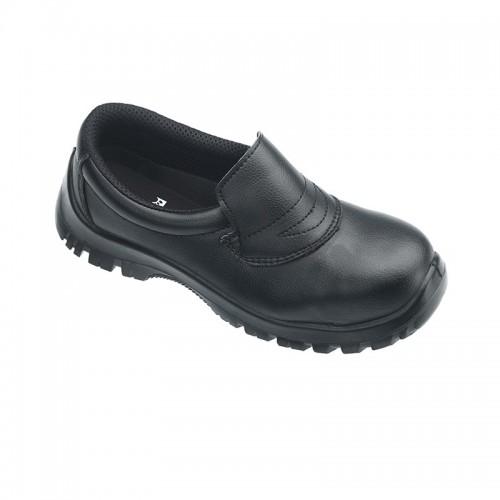 Sapato de Proteção, com biqueira de aço