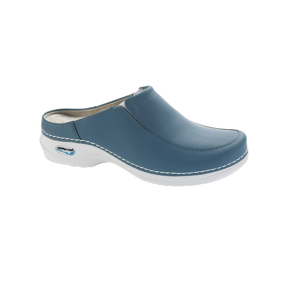 Soca Wash'Go com elásticos | Azul