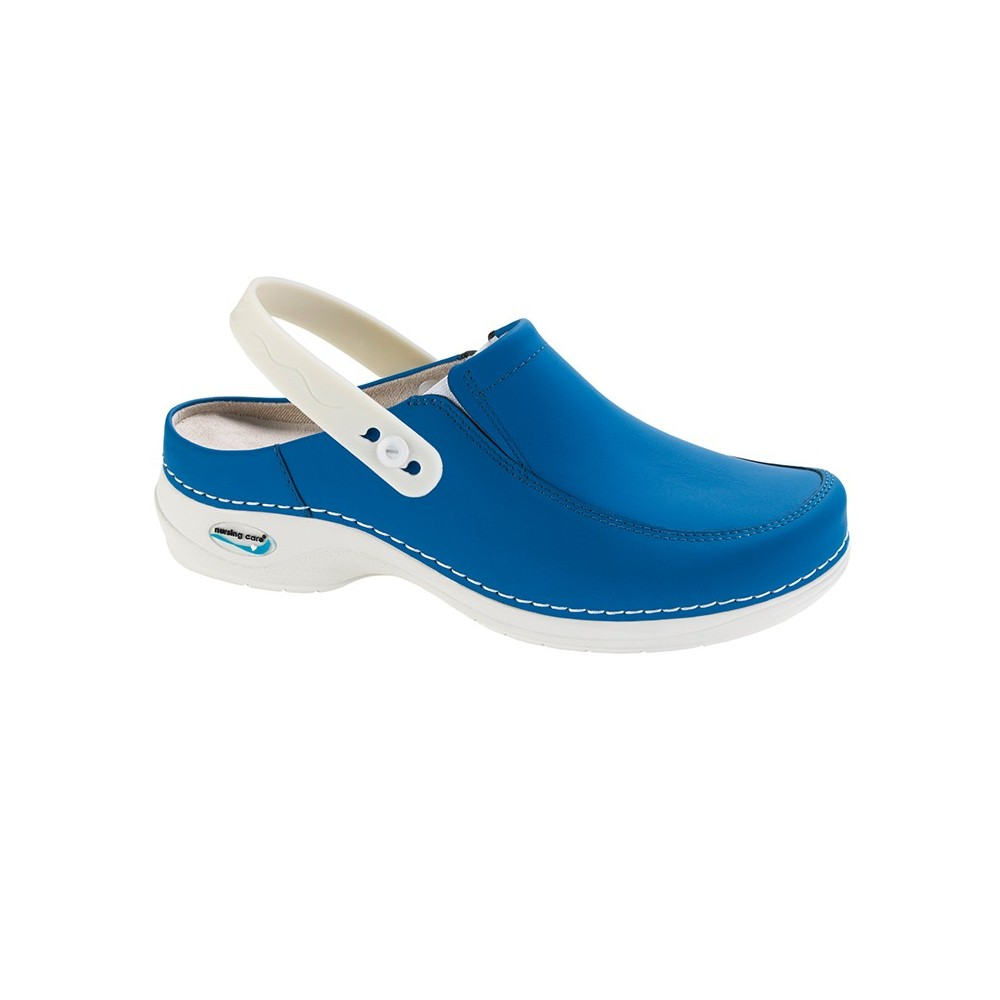 Soca Wash'Go com elásticos e presilha| Azul Elétrico