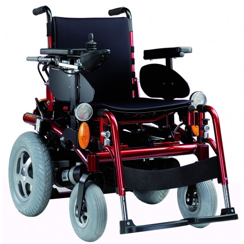 Wheelchair Space - ORTHOS XXI