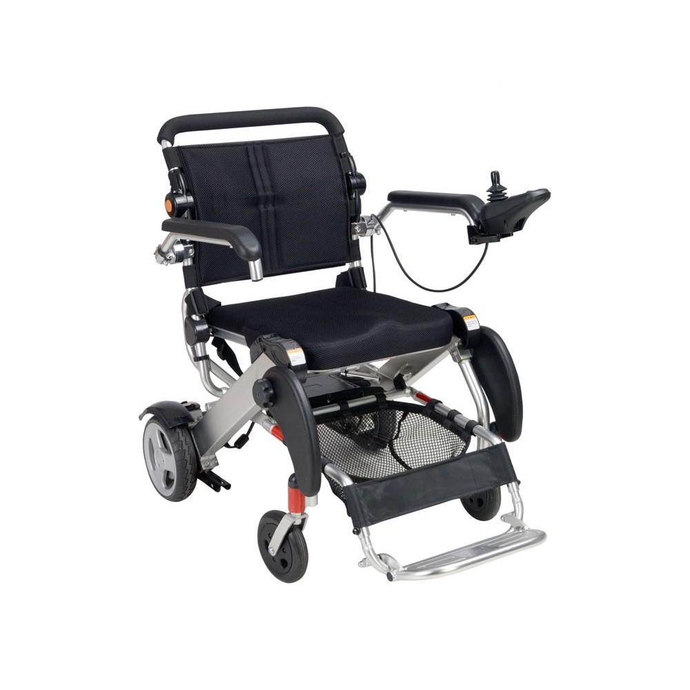 Cadeira de Rodas Elétrica Inca-ORTHOS XXI