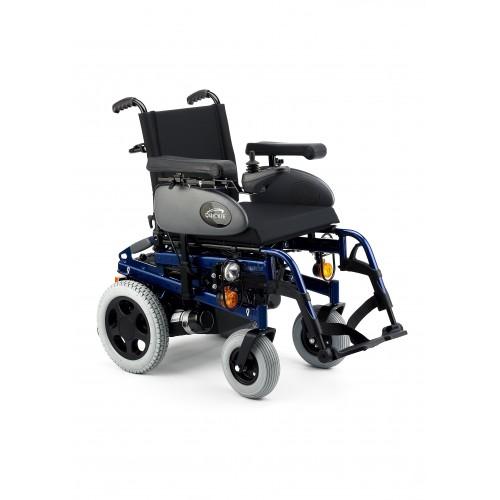 Cadeira de Rodas Quickie Elétrica Rumba