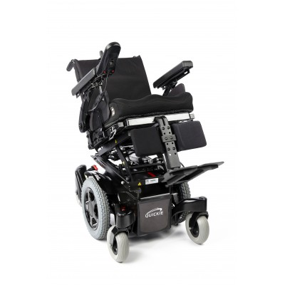 The wheelchair Quickie Salsa R2 Mini-Sunrise Medical