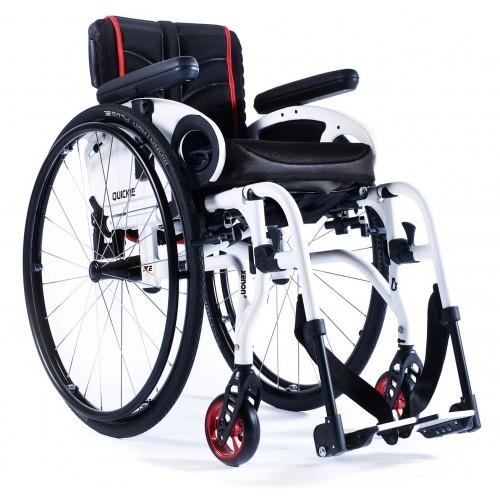 Cadeira de Rodas Ativa Xenon 2 Apoios de Pés Desmontáveis-Sunrise Medical