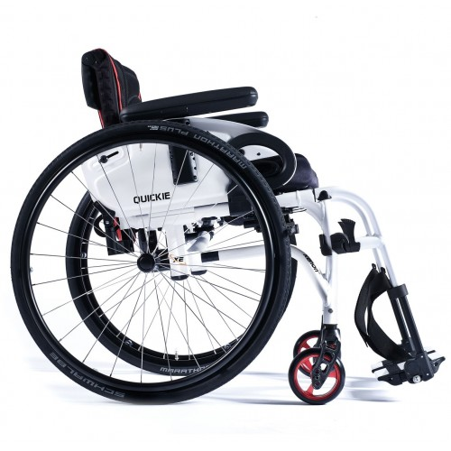 Wheelchair Active Xenon 2 footrests Demountable-Sunrise Medical