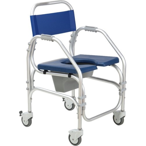 The chair of the Health and En-suite with Wheels Pacific