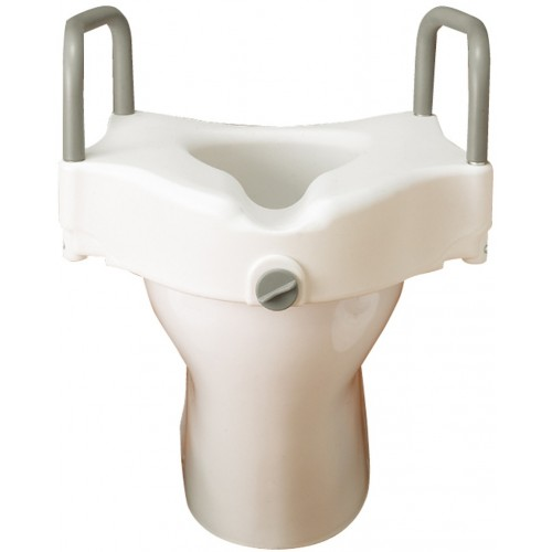 Alteador of the Toilet with Arms 12 cm Height