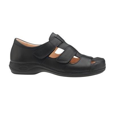 Sandália Conforto Comfy Tua Homem preto