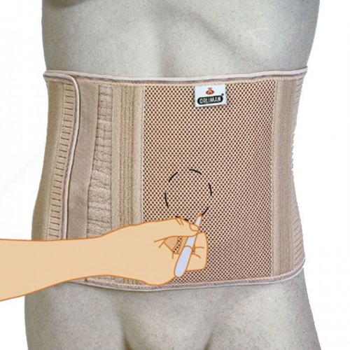 Band Abdominal for Ostomizados without Hole