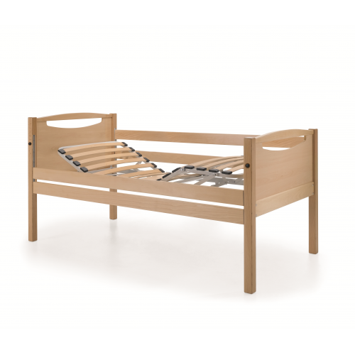 Bed Manual 6066 Wooden JMS