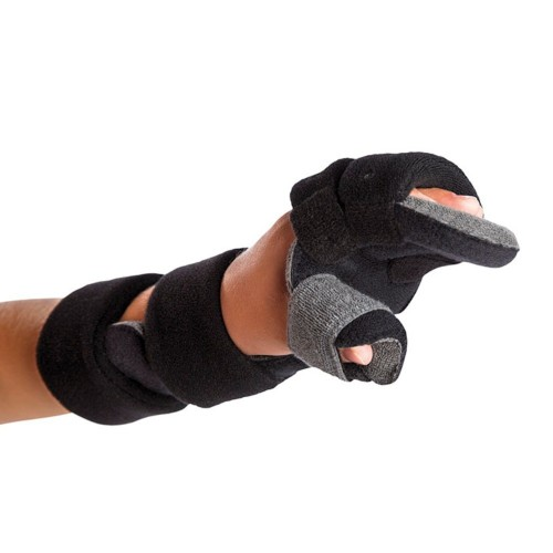 Support for Immobilization of Wrist, Hand and Fingers