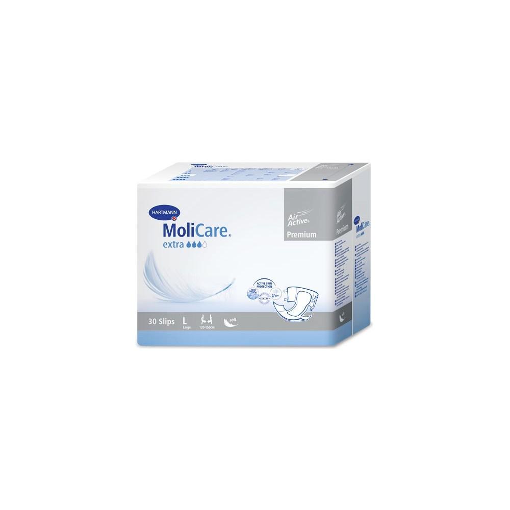 Fralda de Dia MoliCare Premium Extra (30 Unidades)