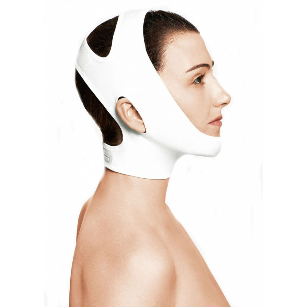 Reinforced Facial Chin-Neck Bandage 1002 VOE