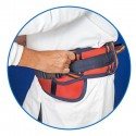 Belt Transfer with Handles and Locking Quick