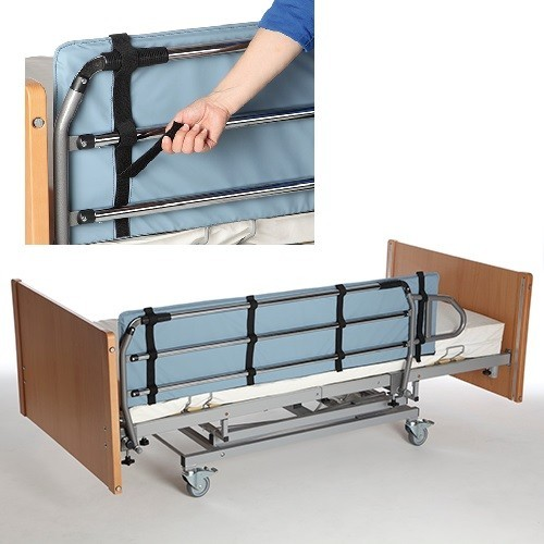 Protective guards for Hospital Beds