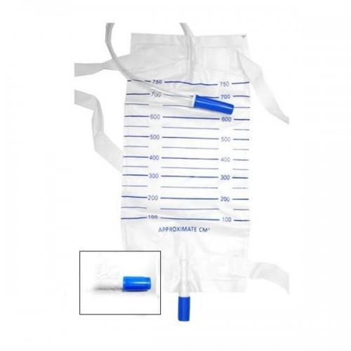 Urine bag Leg 750ml