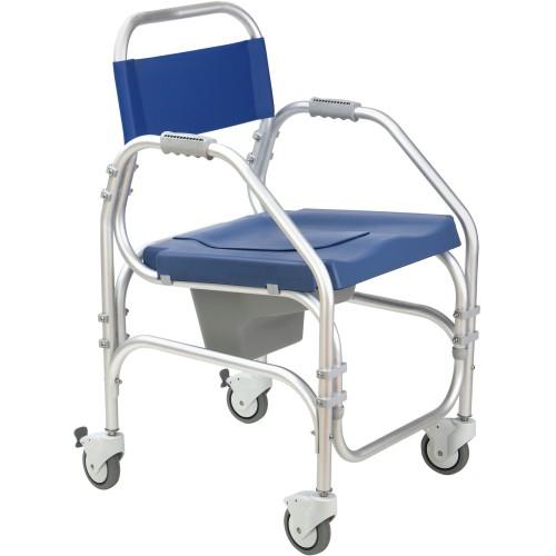 Cadeira Sanitária e de Banho Pacific