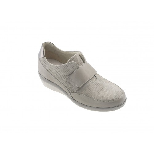 Sapato Comfy Varadero Taupe