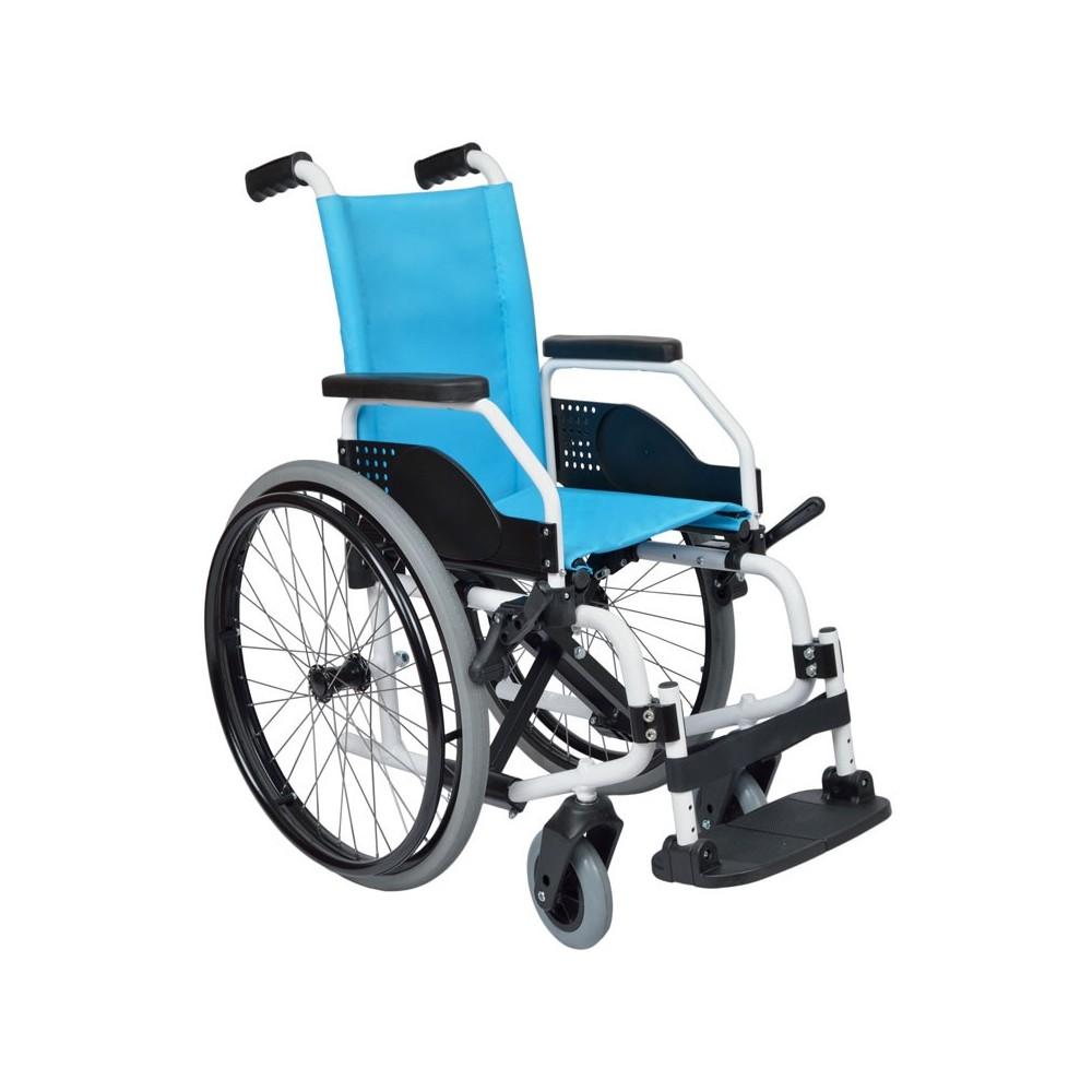 Cadeira de Rodas Liga Leve Liliput Light
