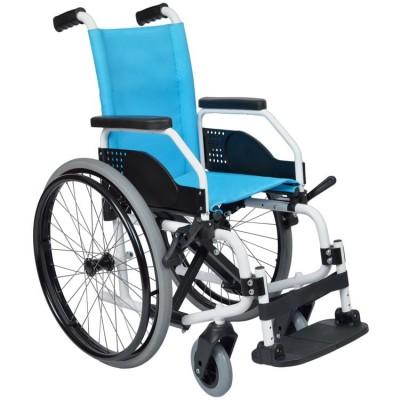 Cadeira de Rodas Liga Leve Trânsito Liliput Light