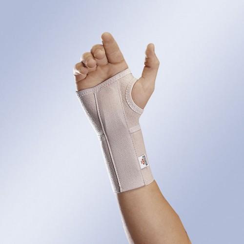 Pulso Elástico Curto Aberto com Tala Flexível