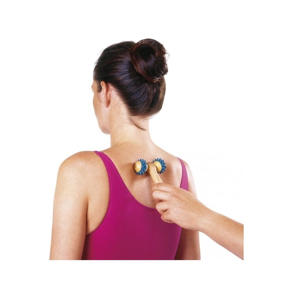 Rolo de Massagem T-Roller