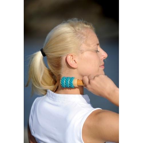 Rolo de Massagem para Cabeça