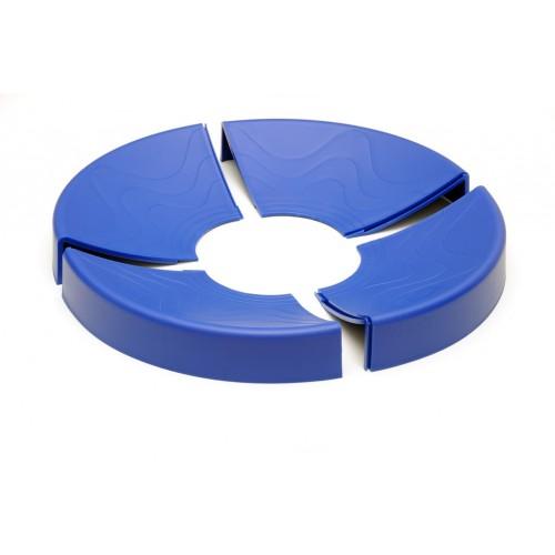 Suporte de Plástico para Bolas de Exercício