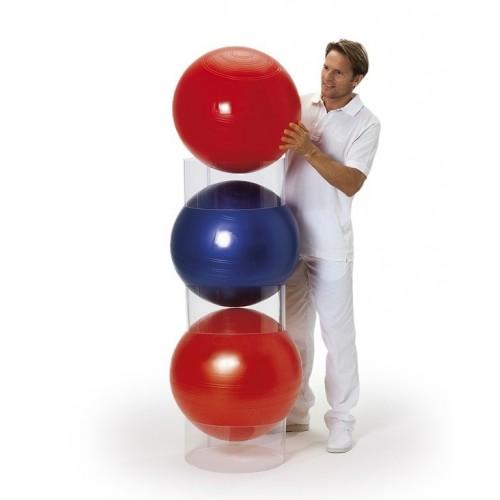 Suporte Acrílico para Bolas de Exercício