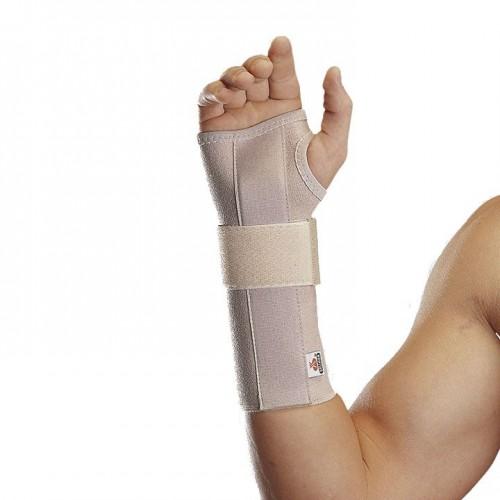 Pulso Elástico Comprido Aberto com Tala Flexível