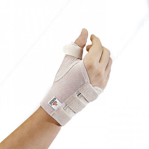 Short pulse the Open, with Splint Flexible Thumb