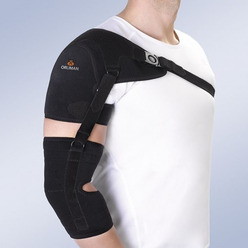 Support for Shoulder, Support the Arm and Forearm