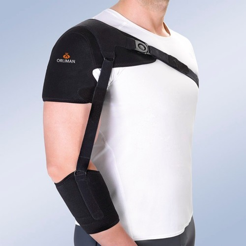 Support For Shoulder, Support Forearm