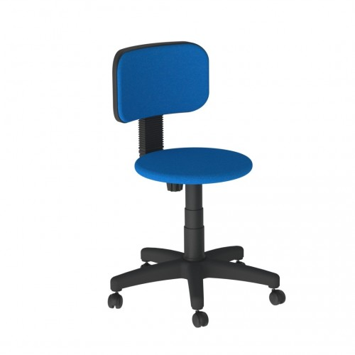 Rotating seat Upholstered With Gas springs
