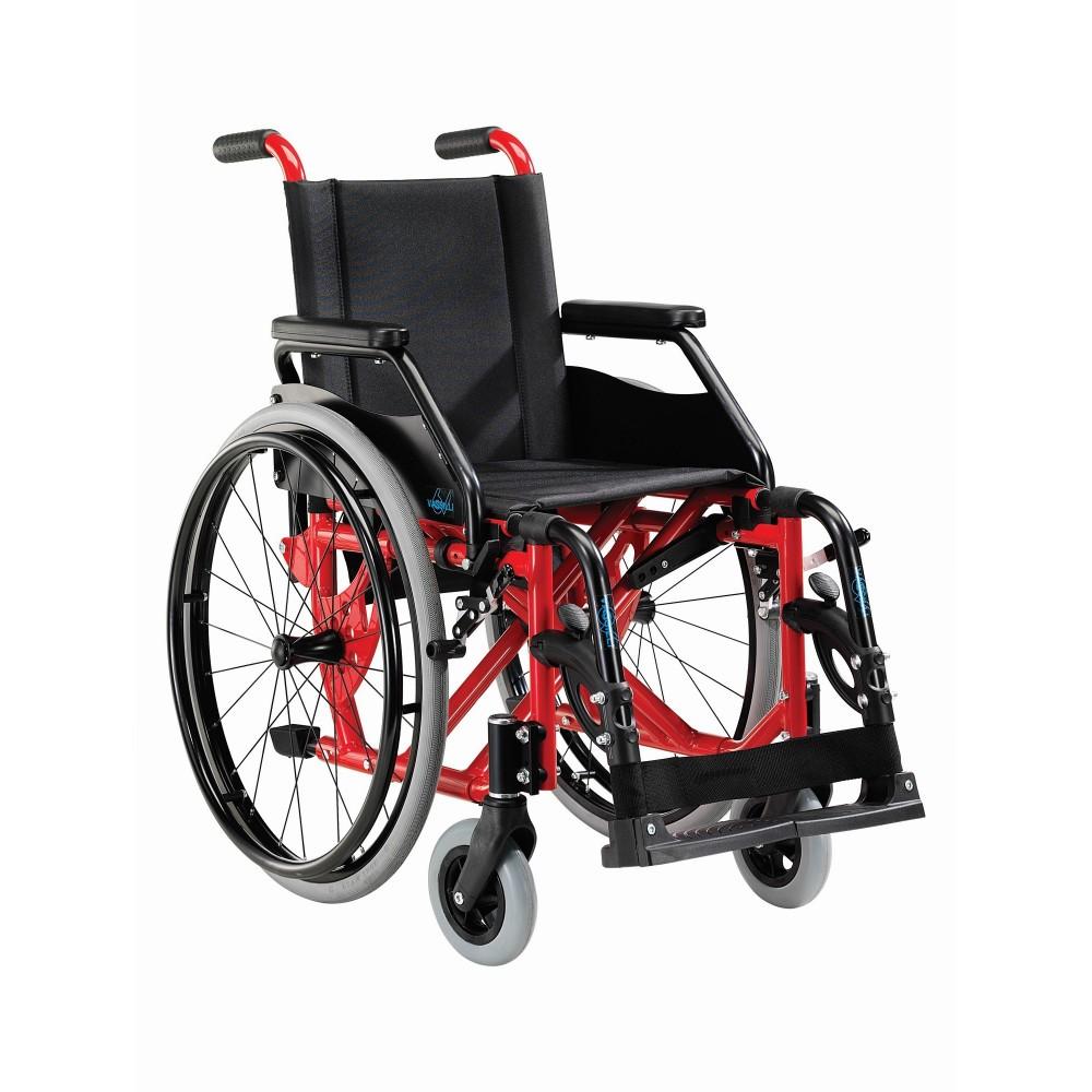 Cadeira de Rodas Infantil Extralight