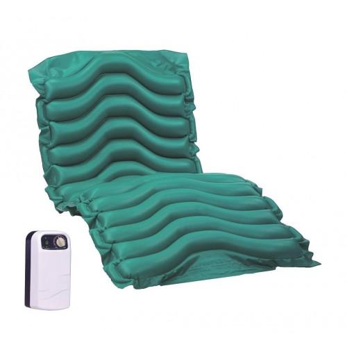 Colchão anti-escaras com alternância de células