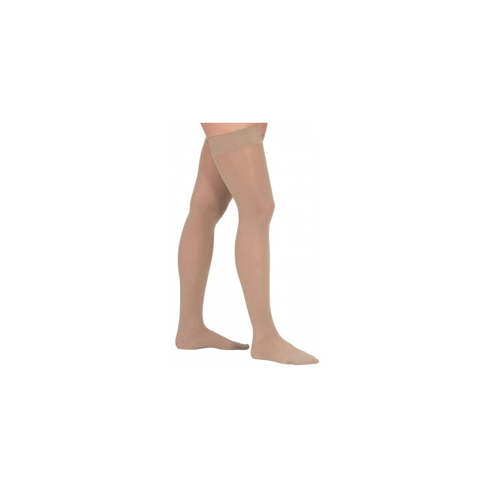 Thigh high compression stocking Juzo