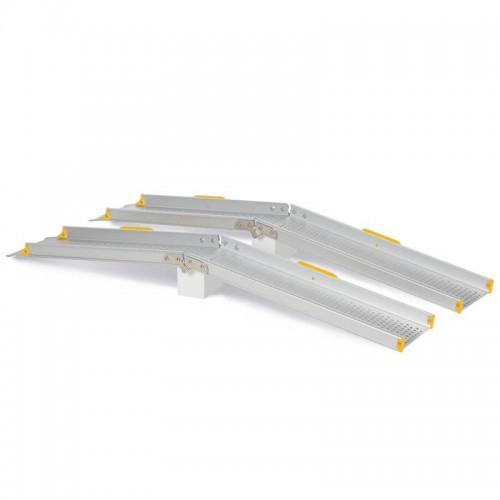 Ramps telescopic 2 parts