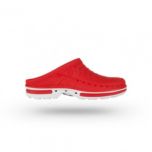 Pounds Wock ® Clog-Red