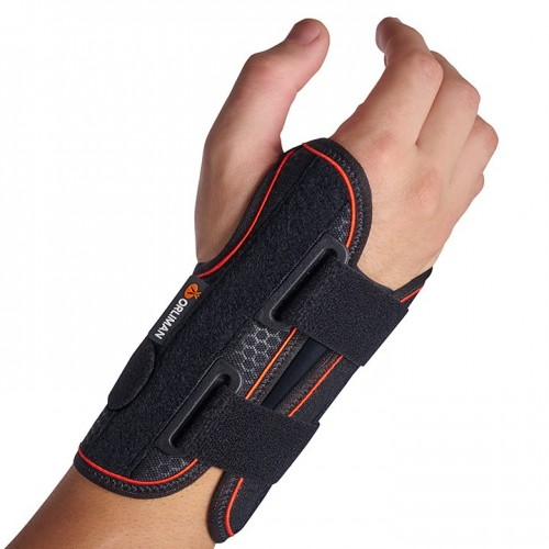 Wrist Immobilization with Splints Palmar Short