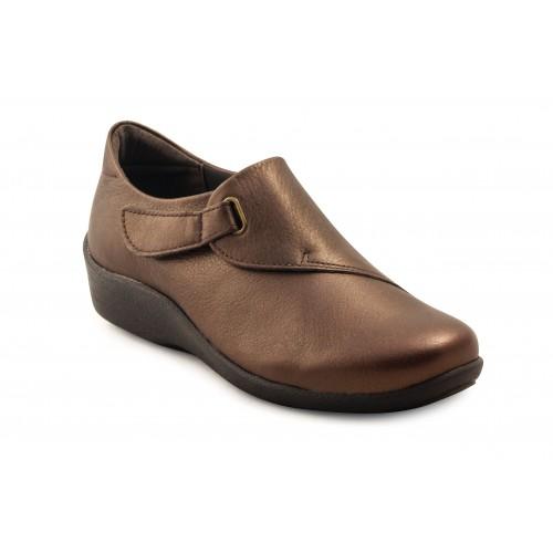 Sapato Bronze Tavia Arcopedico
