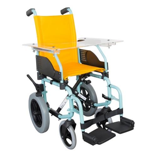 Cadeira de Rodas Trânsito Infantil Liliput