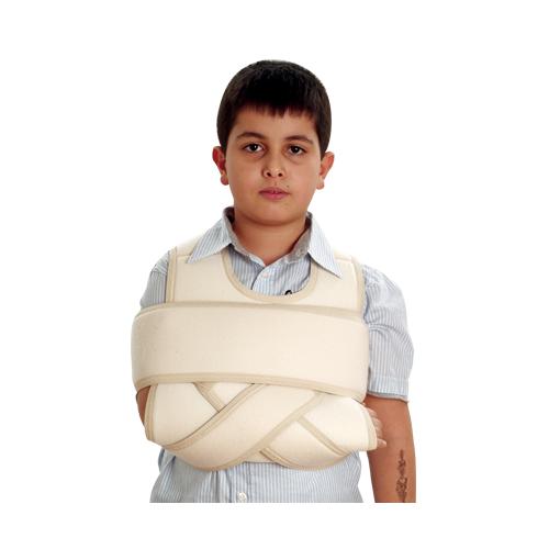 Suporte de Braço com Imobilização de Ombro Criança