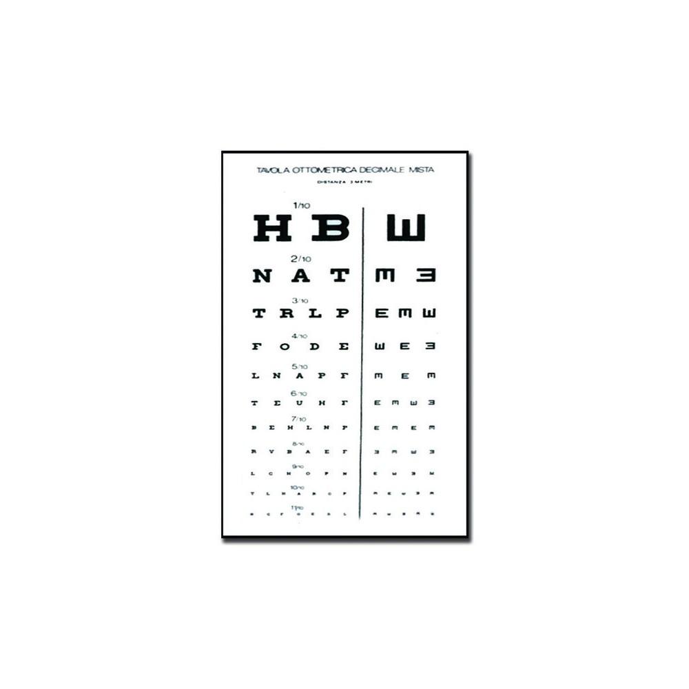 Screen Optométrica