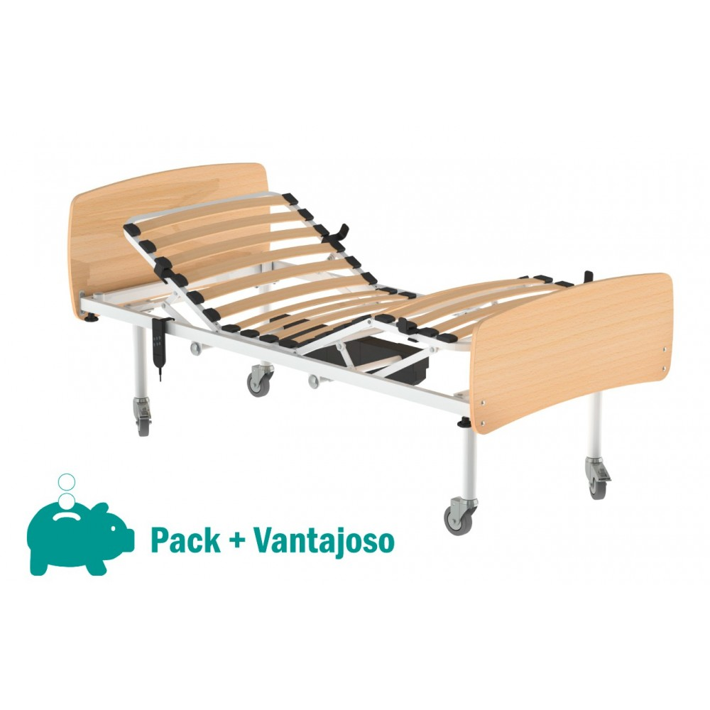 Pack Bed Hospital Electric